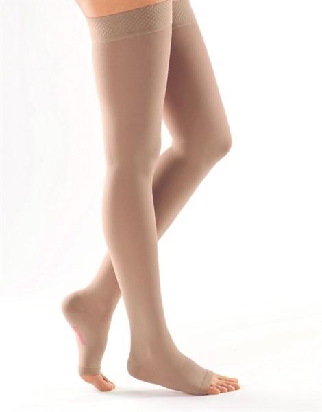 РЕЗИНКА ДЛЯ ШИРОКИХ БЕДЕР компрессионные чулки mediven comfort 1 и 2 класс компрессии для женщин и мужчин закрытый и открытый носок