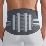 Lumbamed basic бандаж поясничный из ткани Clima Comfort