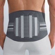 Lumbamed basic бандаж поясничный из ткани Clima Comfort - фото 11399