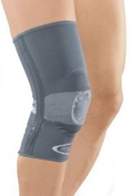 Medi protect.Genu коленный бандаж (наколенник) с силиконовым кольцом - фото 11472