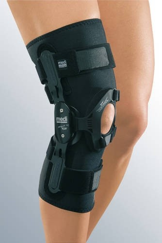 Medi PT control ортез (наколенник) с защитой от чрезмерного сгибания и разгибания - фото 11482