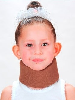 Шейный Ортез-2Д шина Шанца для детей Реабилитимед