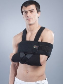 Повязка Дезо Реабилитимед РП-6К-М1 для фиксации локтевого сустава и плечевого пояса