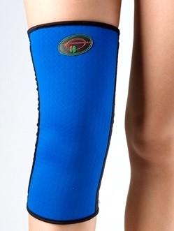 Бандаж Реабилитимед К-1У на коленный сустав эластичный с металлическими спиральными ребрами жесткости - фото 11687