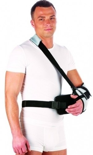 Бандаж Тривес Т-8103 на плечевой сустав с абдукционной подушкой