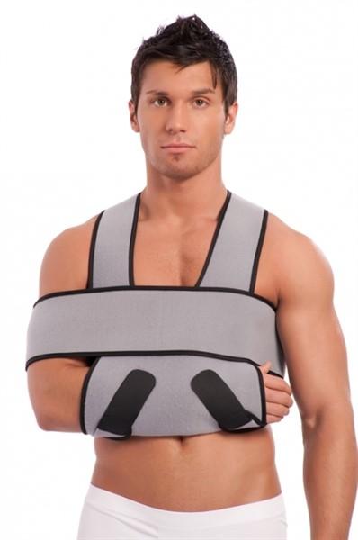 Бандаж Тривес Т-8101 фиксирующий на плечевой сустав (повязка Дезо) - фото 11704