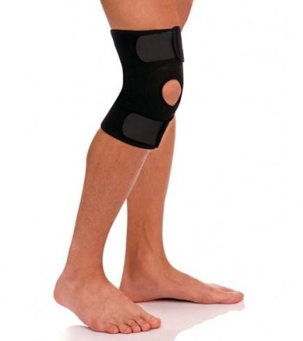 Бандаж (наколенник) Тривес Т-8511 на коленный сустав, разъемный