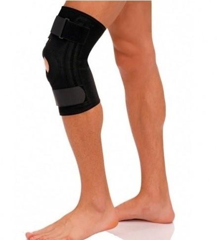 Бандаж Тривес Т-8512 на коленный сустав со спиральными ребрами жесткости