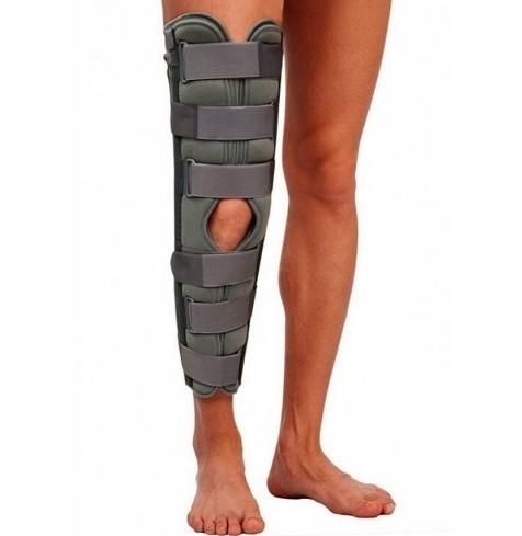 Бандаж (тутор) Тривес Т-8506 для полной фиксации коленного сустава