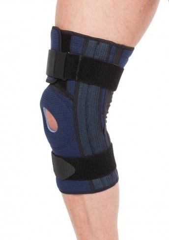 Бандаж (наколенник) Evolution Тривес Т-8592 компрессионный на коленный сустав полуразъемный