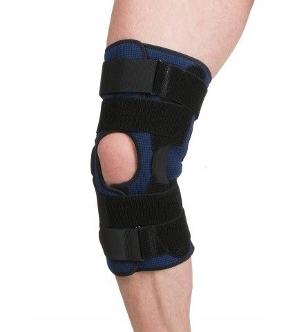 Бандаж (наколенник) Evolution Тривес Т-8593 компрессионный на коленный сустав разъемный - фото 11730