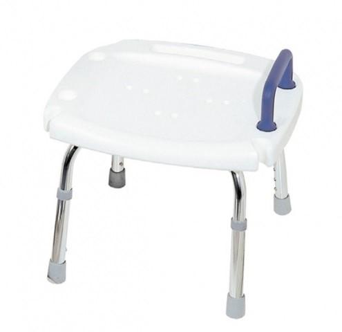 Стул для ванны Nova В9121ВС с ручкой и регулировкой по высоте - фото 11775