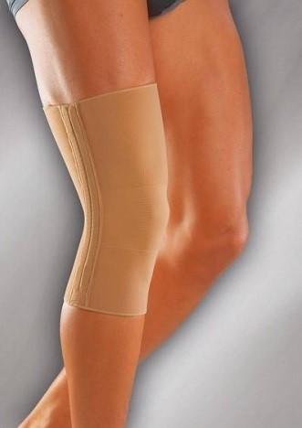 Elastic Knee Support фиксирующий бандаж (наколенник) с полужесткими вставками