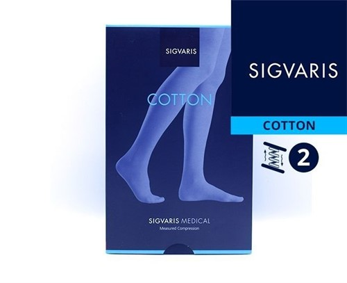 Компрессионные гольфы Sigvaris Medical Cotton 1 и 2 класс компрессии