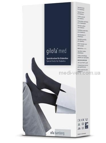 68% ХЛОПОК Медицинские носки для диабетиков Ofa Bamberg Gilofa Med