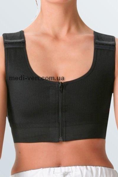 Компрессионный косметологический лиф medi lipomed bra