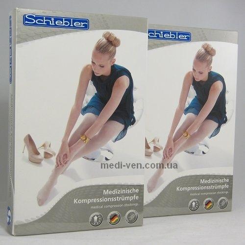 Компрессионный чулок НА ОДНУ НОГУ Schiebler Venesso Soft 2 класс компрессии для женщин и мужчин