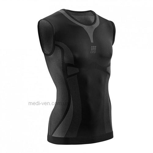 УЛЬТРАЛЕГКАЯ футболка без рукавов для занятий спортом medi CEP ДЛЯ ЖЕНЩИН И МУЖЧИН