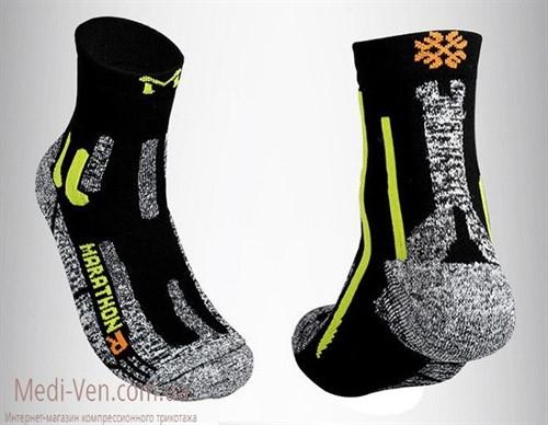 Компрессионные спортивные носки для женщин и мужчин Caxa Marathon